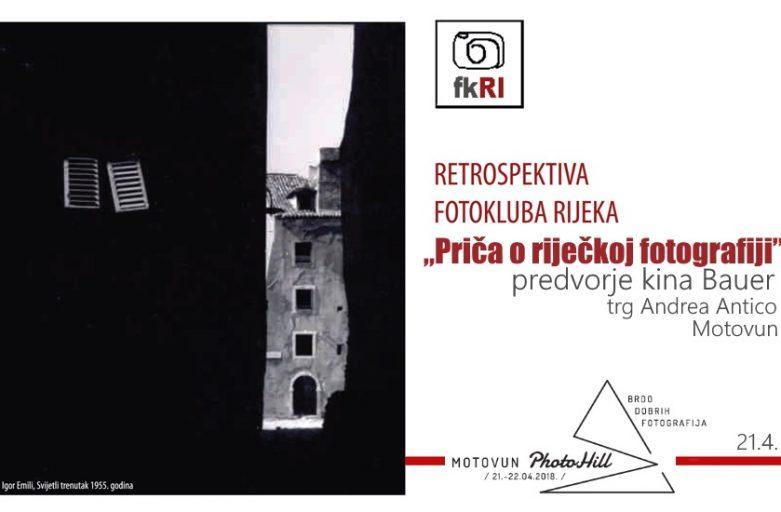 Retrospektivna FK RIjeka – izložba